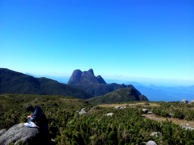 Pico Paraná, visto do Tucum