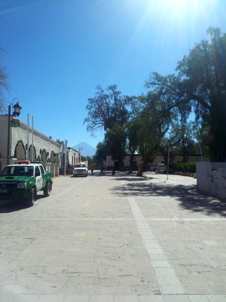 Centro da cidade.