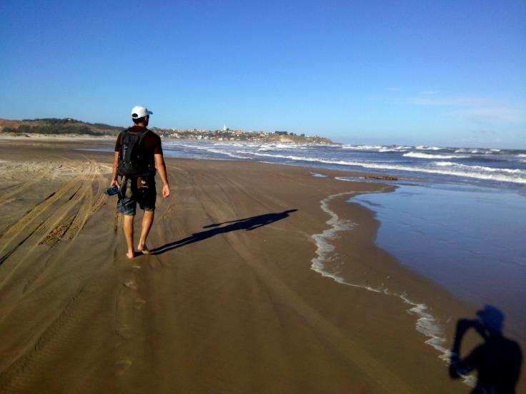 Praia do Cardoso, do outro canto